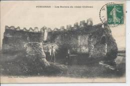 PUSIGNAN - Les Ruines Du Vieux Château - France
