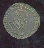 Superbe Jeton Du Bureau Des Finances 1597 Anvers - Belgique