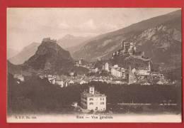 Y0117 Sion,Vue Générale  Non Circulé. Franco-Suisse  668 - VS Valais