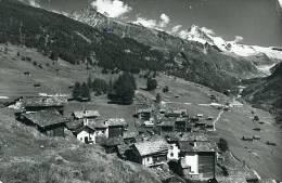 LA FORCLAZ - Dent Blanche Et Glacier De Ferpècle - VS Valais