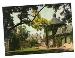 Cp , 37 , AZAY LE RIDEAU , Château Du Plessis , Maison De Convalescence , Ed : Cap-Theojac - Azay-le-Rideau