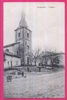 PTS 54-030 - MEURTHE ET MOSELLE - CHAMPENOUX - L'Eglise - Unclassified