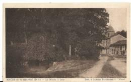 MAUZE SUR LE MIGNON  Le Moulin à Drap  96 - Mauze Sur Le Mignon