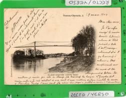 TONNAY CHARENTE LE PONT SUSPENDU - Autres Communes