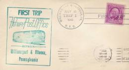 USA- Highway Post Office  # 938 # - Post