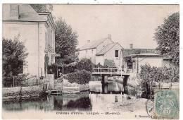 LONGUE/49/Château D´ Athée/Réf:996 - Non Classés