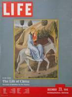 Magazine LIFE - DECEMBER 23 , 1946   - INTERNATIONAL EDITION -      (2980) - Nouvelles/ Affaires Courantes