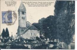 MAZILLE: L'Eglise - Autres Communes