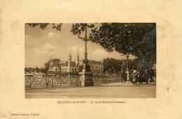 La Jetée Maurice-berteaux - Enghien Les Bains