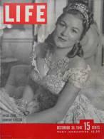 Magazine LIFE - DECEMBER 30 , 1946      (2981) - Nouvelles/ Affaires Courantes