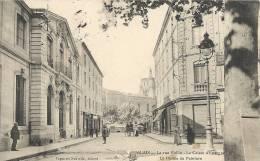 Gard- Alais -La Rue Rollin, La Caisse D'Epargne, Le Musée De Peinture. - Alès