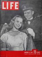 Magazine LIFE - JANUARY 6 , 1947     (2982) - Nouvelles/ Affaires Courantes