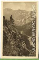 Les Gorges Du Verdon  Verlag:  Edition D`Art Yvon, Paris, Postkarte, Unbenutzte Karte - Castellane