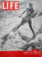 Magazine LIFE - FEBUARY 17 , 1947      (2986) - Nieuws / Lopende Zaken