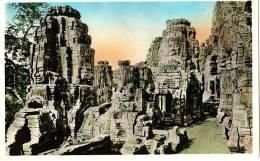 Indochine Française - Cambodge - Angkor-Thom - Le Baïon Sur La Terrasse Supérieure - Cambodia