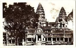 Notre France Lointaine - Cambodge - Angkor-Vath - Le Massif Central Porte Sud - Cambodge