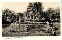 Neak Pean (Angkor) Cambodge - Cambodge