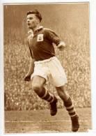 SPORTS SOCCER PLAYER GEOFFRREY COX BRIMINGHAM CITY F.C. 1956. AUTOGRAPH PHOTOGRAPHY - Soccer