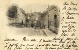 Beaucourt - Rue De Badevel - Précurseur -1900 ( Voir Verso ) - Beaucourt