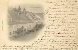 Beaucourt - Rue De St Dizier - Précurseur -1900 ( Voir Verso ) - Beaucourt