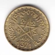 @Y@   Marokko  20 Francs  1371 / 1952   UNC     (C516) - Maroc