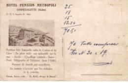 IMPERIA - OSPEDALETTI, HOTEL -  H182 - Imperia