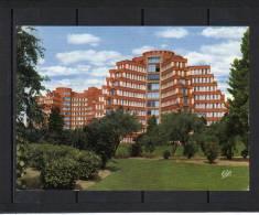 Nord LILLE Cité Hospitaliere Walter Cassan Madeleine Architectes , CAP 1834 édit - Lille