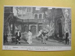Le Châtelet. Tom Pitt De MM. V. De Cottens Et V. Darlay. L´Hôtel Des Tropiques. - Teatro