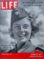Magazine LIFE - OCTOBER 9 ,  1950 -  INTERNATIONAL EDITION -         (2991) - Nouvelles/ Affaires Courantes