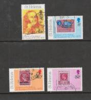 ST.HELENA 1979 CTO Stamps Sir Rowland Hill 317-320 - Saint Helena Island