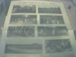 Book Cutting - 1908 -  Usa Asylum At Central Islip - Livres Anciens