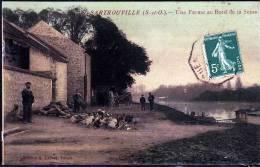 SARTROUVILLE LA FERME - Sartrouville