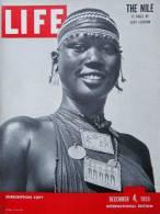 Magazine LIFE - DECEMBER 4 ,  1950 -  INTERNATIONAL EDITION -         (2993) - Nouvelles/ Affaires Courantes