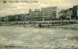 HEYST - HEIST  :    La Digue - Heist