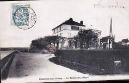 CARRIERES SOUS POISSY RESTAURANT HAYET - Carrières-sur-Seine