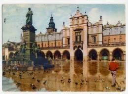 Pologne--KRAKOW----animée---recto--verso - Pologne