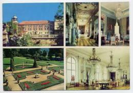 Pologne--LANCUT--Muzeum-- --vues Diverses ---recto--verso - Pologne
