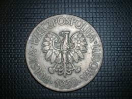 Polonia 10 Zloty 1959 Kosciusko (4845) - Polonia