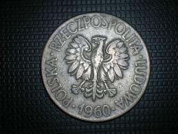 Polonia 10 Zloty 1960 Kosciusko (4846) - Polonia