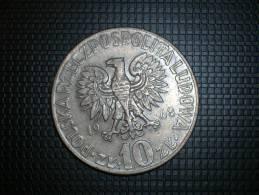 Polonia 10 Zloty 1968 Koperniko (4852) - Polonia