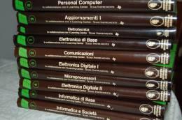 Enciclopedia Di Elettronica & Informatica 10 Volumi - Enciclopedie
