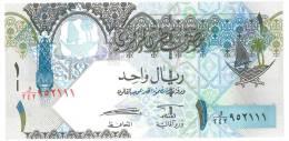 QATAR ONE RIYAL BANKNOTES - Qatar