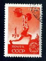 11747)  RUSSIA 1949  Mi.#1412  (o) - 1923-1991 UdSSR