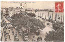 Dépt 17 ROYAN-LES-BAINS - La Fête Des Fleurs (Boulevard Thiers) - Royan