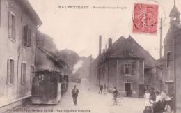 Valentigney (25 )  Entree Des Usines Peugeot  CPA  1906 - Valentigney