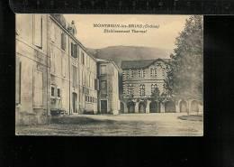 MONTBRUN-les-BAINS - Etablissement Thermal - Autres Communes