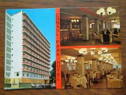 CONSUL PARK HOTEL Blanes Costa Brava / Anno 19?? ( Zie/voir Foto Voor Details ) !! - Hotels & Restaurants