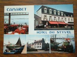 L'HOTEL Du STYVEL Finistère / Anno 19?? ( Zie/voir Foto Voor Details ) !! - Hotels & Restaurants