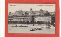 HONGRIE / BUDAPEST / Kir.varpalota - Königliche Burg - Hongarije