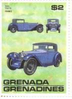 Tracta  -  1930  -  1v MNH  -  Grenada Grenadines - Voitures